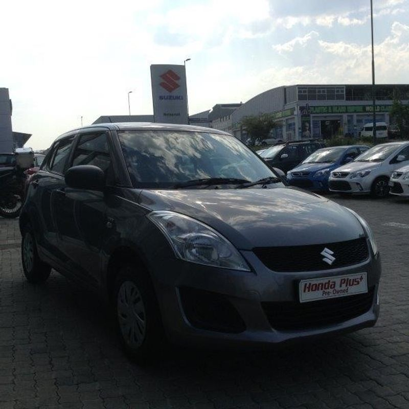 Used Suzuki Swift 1.2 GA For Sale In Mpumalanga