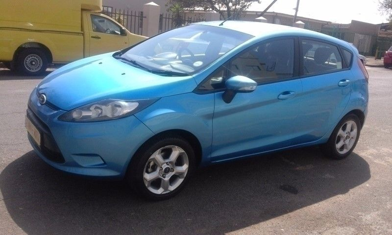 used ford fiesta 1 4 ambiente 5 door for sale in gauteng id 2486670. Black Bedroom Furniture Sets. Home Design Ideas