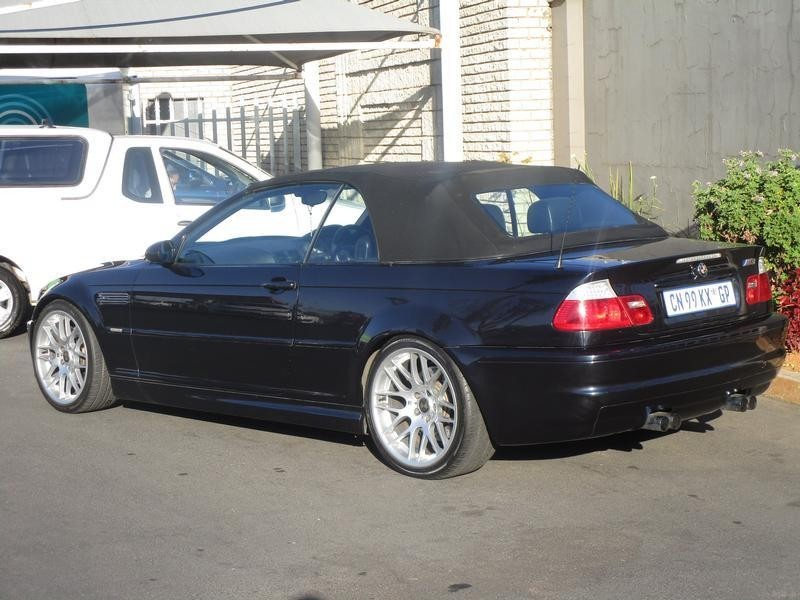 used bmw m3 convertible e46 for sale in gauteng cars. Black Bedroom Furniture Sets. Home Design Ideas