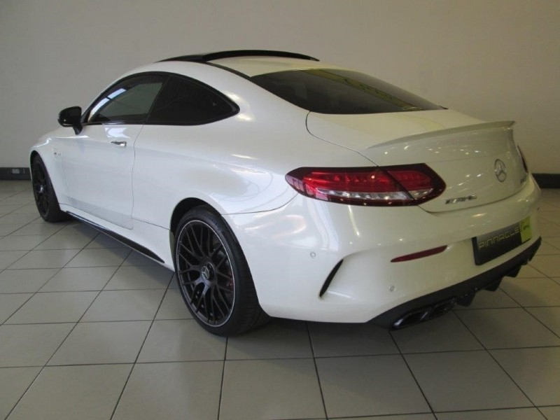 Used mercedes benz c class c63s coupe amg for sale in for Mercedes benz c class used cars for sale