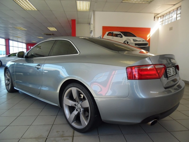 used audi a5 2008 audi a5 3 2 fsi quattro tip coupe for sale in western cape id. Black Bedroom Furniture Sets. Home Design Ideas