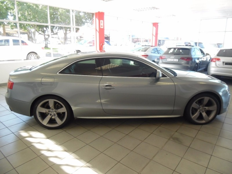 used audi a5 2008 audi a5 3 2 fsi quattro tip coupe for. Black Bedroom Furniture Sets. Home Design Ideas