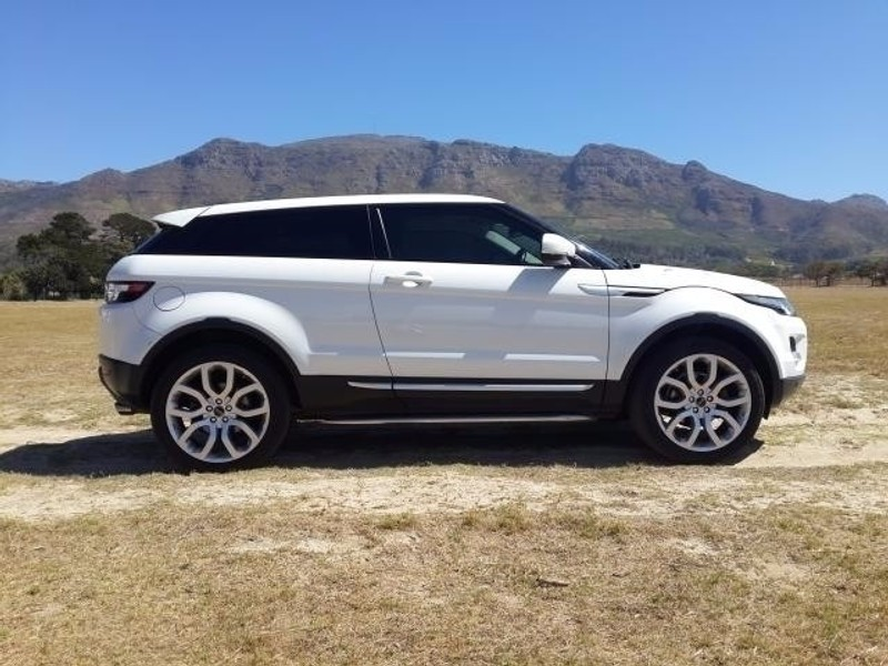 Used Land Rover Evoque Coupe For Sale In Western Cape