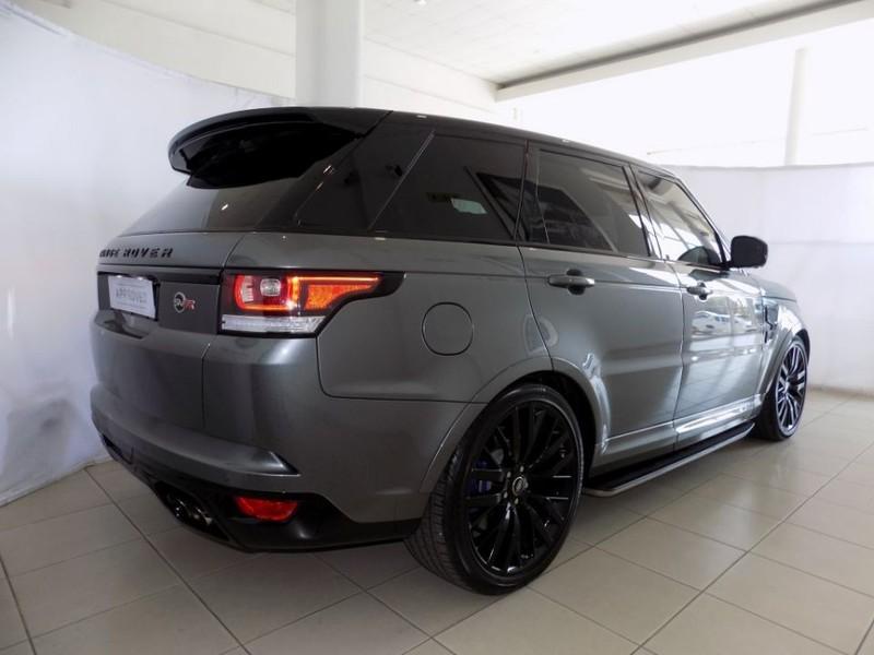 Used Land Rover Range Rover Sport 5 0 V8 S C Svr For Sale