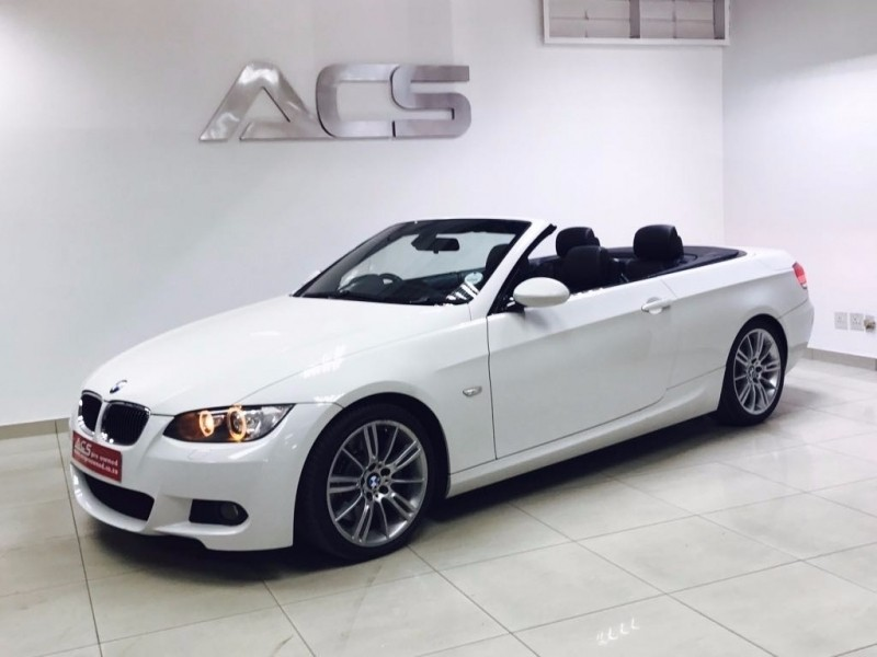 Used Bmw 3 Series 335i Convertible M Sport Mdct E93 Nav