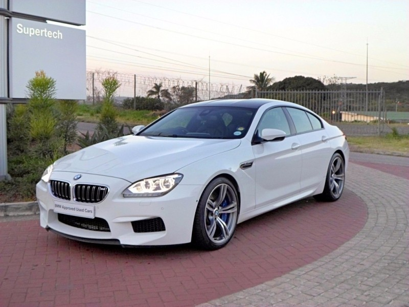 used bmw m6 m6 gran coupe m dct for sale in kwazulu natal id 2499822. Black Bedroom Furniture Sets. Home Design Ideas