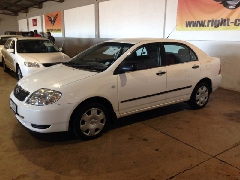 used toyota corolla 160i gle for sale in western cape. Black Bedroom Furniture Sets. Home Design Ideas