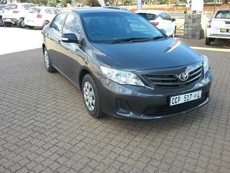 used toyota corolla 1 3 impact for sale in limpopo id 2501354. Black Bedroom Furniture Sets. Home Design Ideas