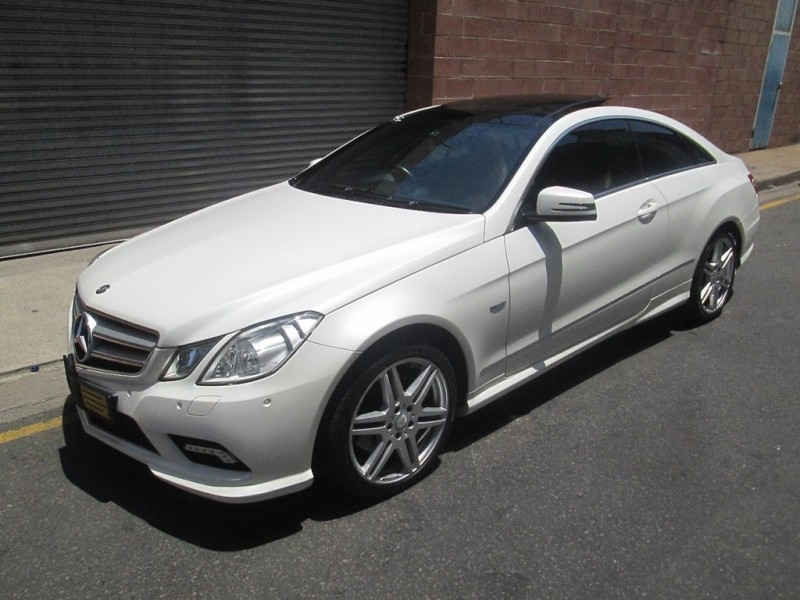 Used Mercedes-Benz E-Class E350 Coupe Avantgarde AMG for ...
