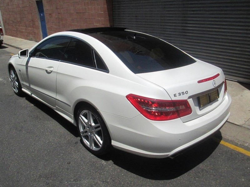 used mercedes benz e class e350 coupe avantgarde amg for sale in kwazulu natal id. Black Bedroom Furniture Sets. Home Design Ideas