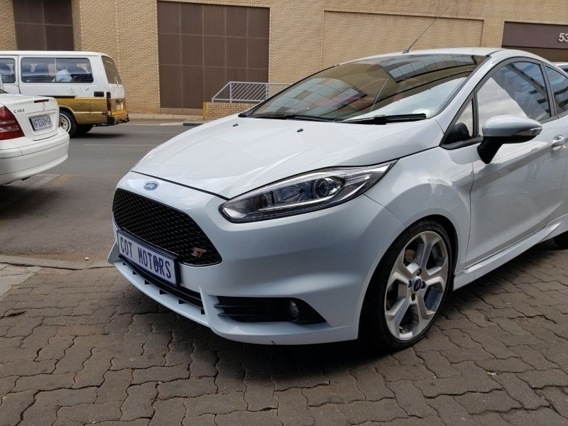 used ford fiesta ecobost st for sale in gauteng id 2507870. Black Bedroom Furniture Sets. Home Design Ideas