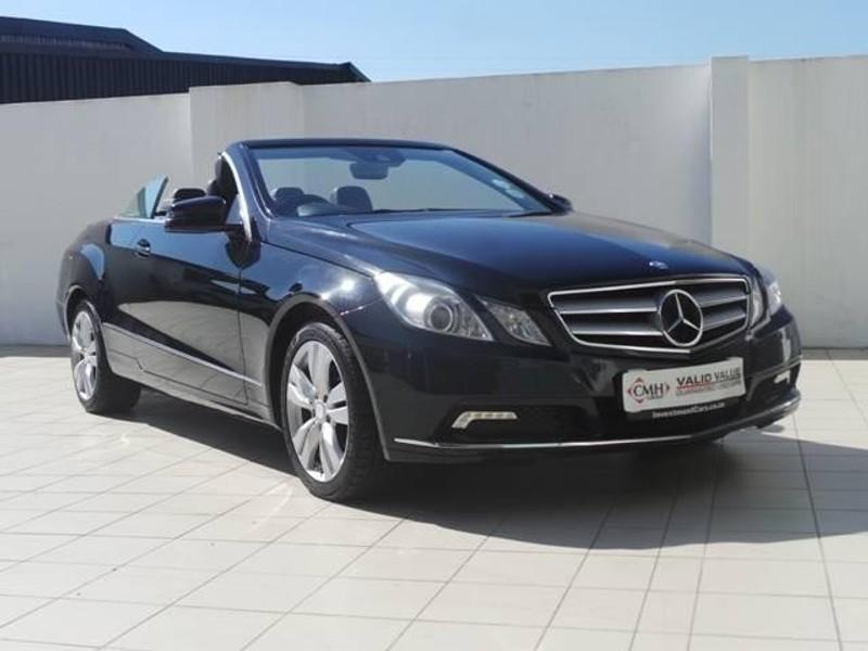 Used mercedes benz e class e 350 cabriolet for sale in for Mercedes benz e350 used for sale
