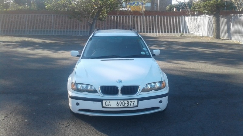used bmw 3 series 318i touring for sale in western cape id 2510938. Black Bedroom Furniture Sets. Home Design Ideas