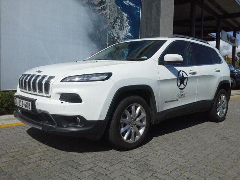 Used jeep cherokee 3 2 limited auto for sale in western for Jeep dealer colorado springs motor city