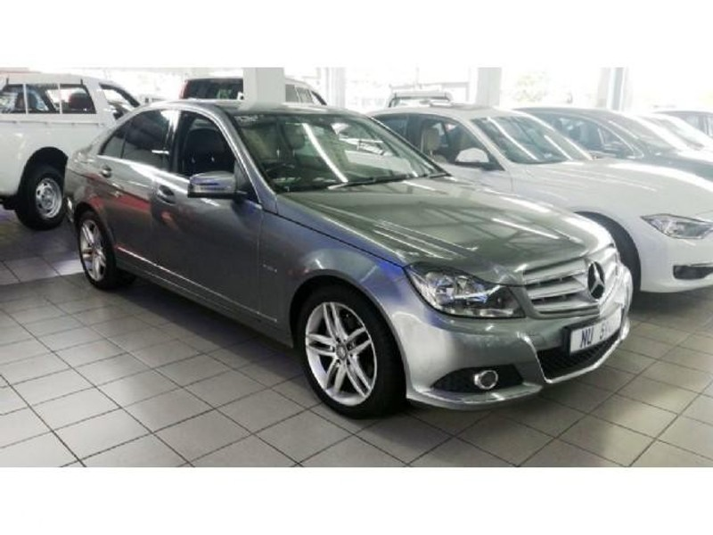 Used Mercedes Benz C Class C180 Be Avantgarde A T For Sale