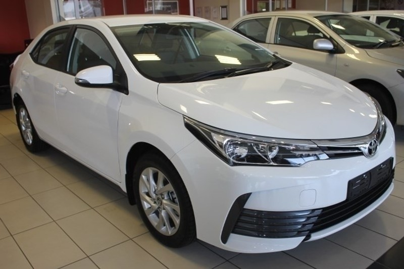 Used Toyota Corolla 1 3 Prestige For Sale In Gauteng