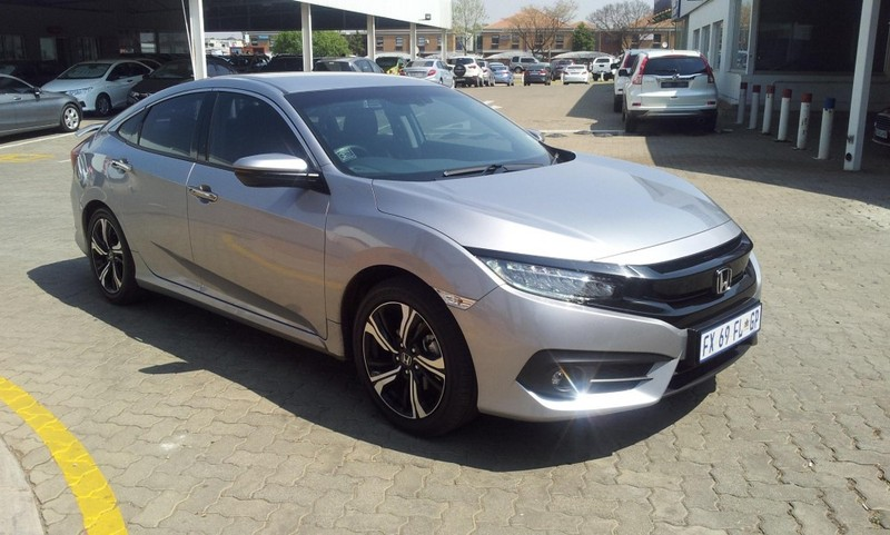 Used honda civic 1 5t sport cvt for sale in gauteng cars for Honda civic sport for sale