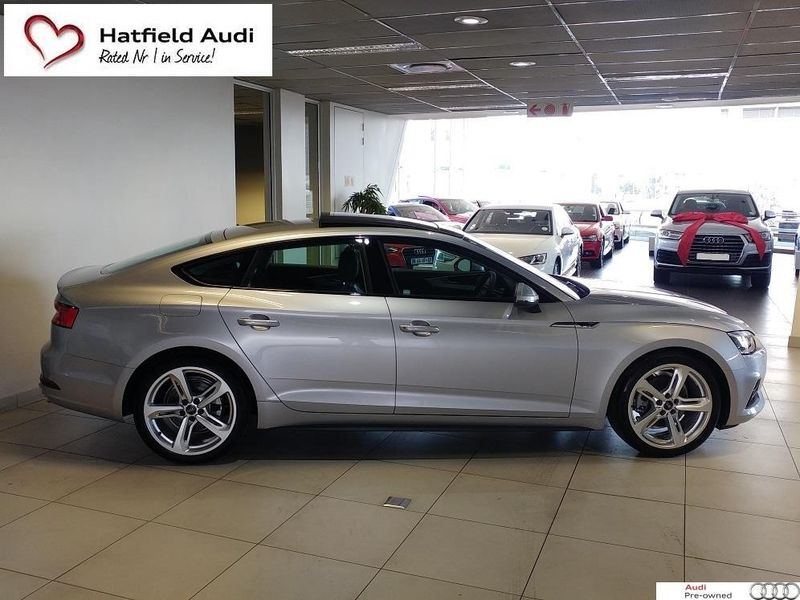 used audi a5 sportback 2 0t fsi s tronic sport for sale in gauteng id 2518608. Black Bedroom Furniture Sets. Home Design Ideas