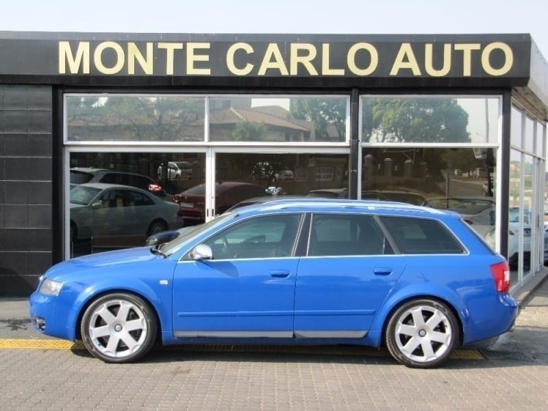 used audi s4 4 2 avant quattro for sale in gauteng id 2523662. Black Bedroom Furniture Sets. Home Design Ideas