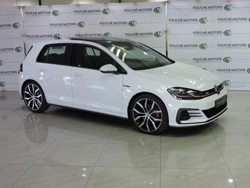 Used Volkswagen Golf 7 5 Gti Dsg For Sale In Gauteng