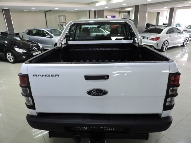 Used Ford Ranger 2 2tdci Auto Double Cab Bakkie For Sale