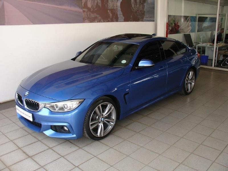 used bmw 4 series 428i gran coupe m sport auto for sale in gauteng id 2530986. Black Bedroom Furniture Sets. Home Design Ideas