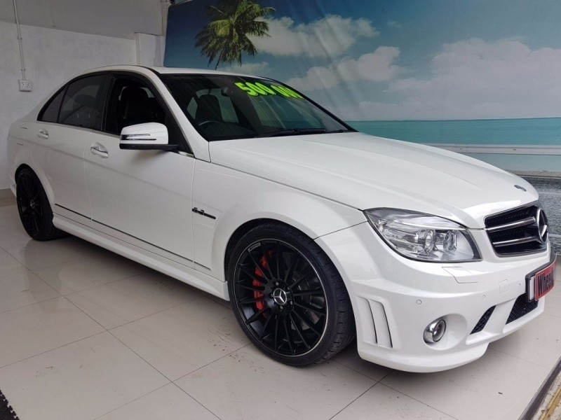 used mercedes benz c class c63 amg s for sale in western cape id 2532350. Black Bedroom Furniture Sets. Home Design Ideas