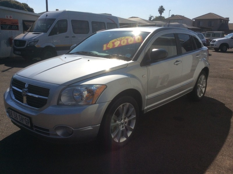 used dodge caliber 2 4 sxt for sale in gauteng id 2533712. Black Bedroom Furniture Sets. Home Design Ideas