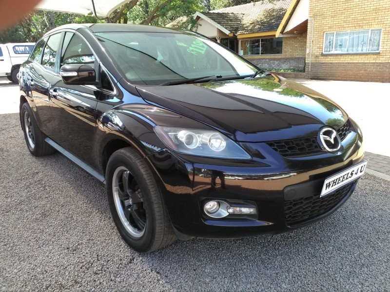 used mazda cx 7 2 3 disi a t for sale in gauteng id 2533862. Black Bedroom Furniture Sets. Home Design Ideas