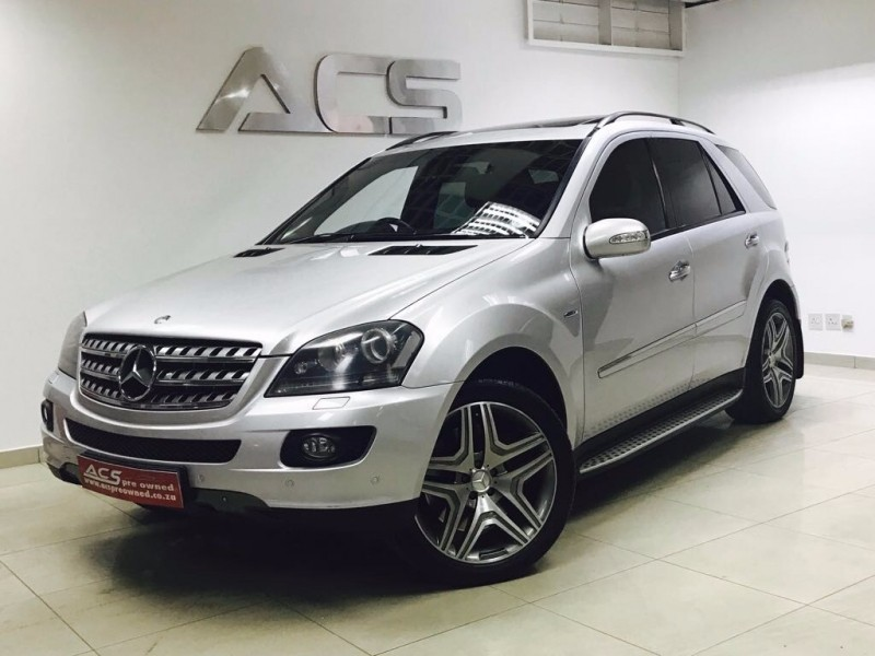 Used mercedes benz m class ml 500 amg 4matic 7g tronic for Mercedes benz ml 2008 for sale
