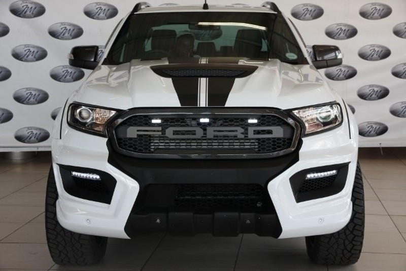 used ford ranger 3 2tdci 3 2 wildtrak 4x4 auto double cab. Black Bedroom Furniture Sets. Home Design Ideas