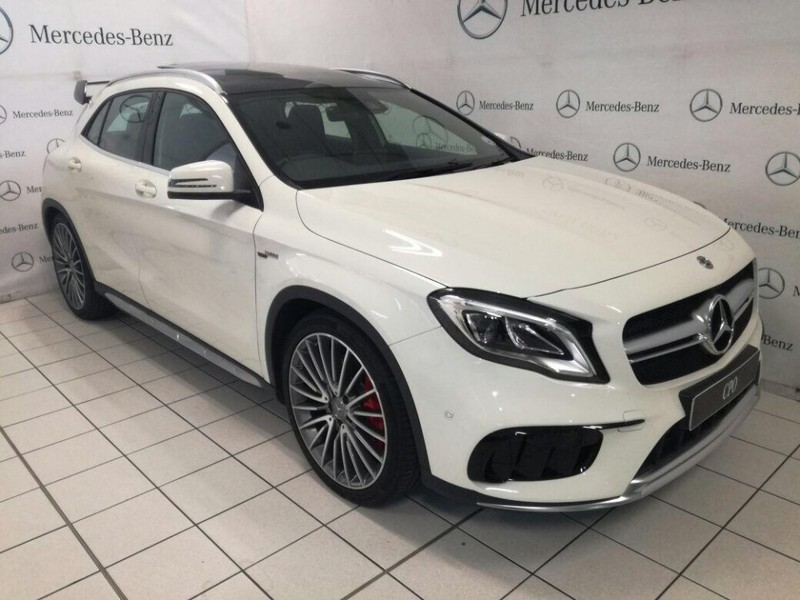 used mercedes benz gla class amg gla 45 4matic for sale in western cape id 2537216. Black Bedroom Furniture Sets. Home Design Ideas