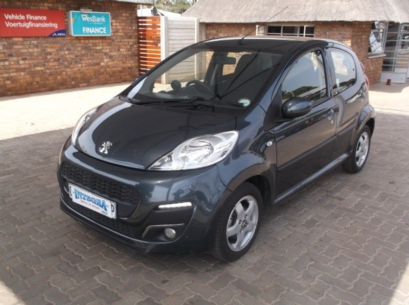 used peugeot 107 trendy for sale in gauteng id 2537630. Black Bedroom Furniture Sets. Home Design Ideas