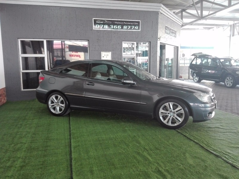 Used mercedes benz clc class clc 350 for sale in gauteng id 2537832 - Mercedes clc coupe for sale ...