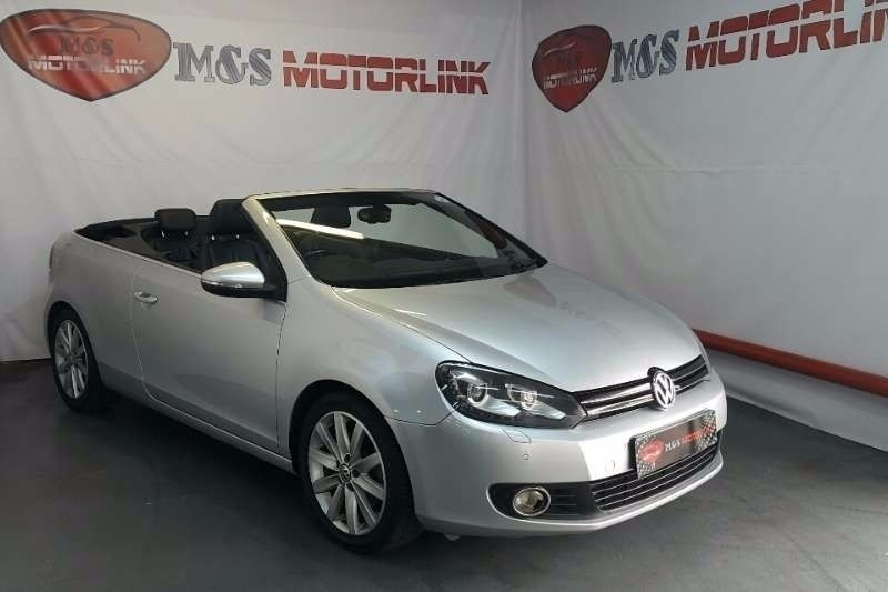 used volkswagen golf vi 1 4 tsi dsg cabrio 118kw h line. Black Bedroom Furniture Sets. Home Design Ideas