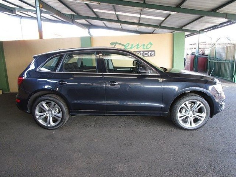 used audi q5 3 0 tdi se quattro stronic for sale in gauteng id 2538420. Black Bedroom Furniture Sets. Home Design Ideas