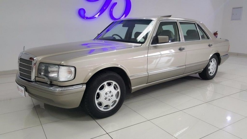 Used mercedes benz s class 560 sel a c for sale in western for 1991 mercedes benz 560sel for sale