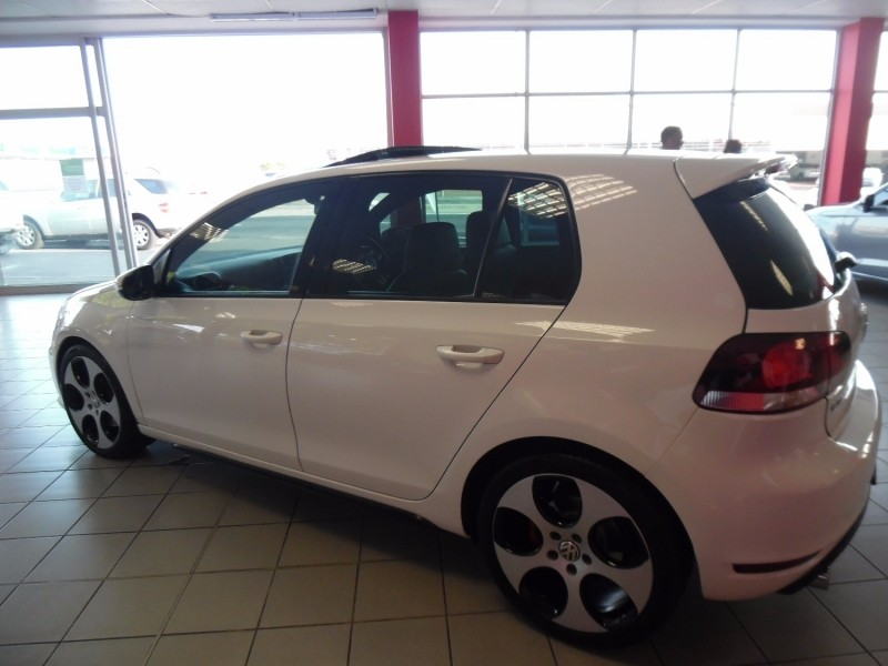 used volkswagen golf 2010 vw golf 6 gti dsg for sale. Black Bedroom Furniture Sets. Home Design Ideas