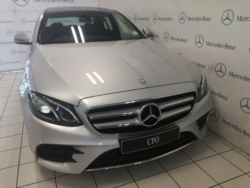 Used mercedes benz e class e 220d amg for sale in western for Mercedes benz claremont