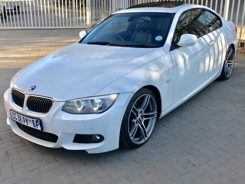 used bmw 3 series 325i coupe sport a t e92 for sale in gauteng id 2544394. Black Bedroom Furniture Sets. Home Design Ideas