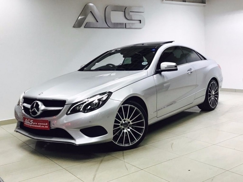 Used mercedes benz e class e 250 coupe amg 7g tronic for Mercedes benz panoramic roof