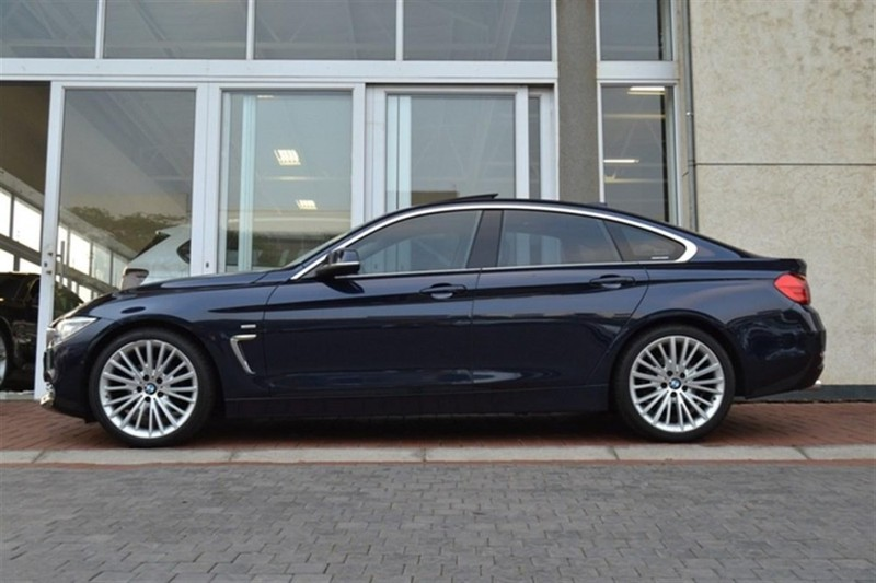 used bmw 4 series 420i gran coupe luxury line auto for sale in kwazulu natal id. Black Bedroom Furniture Sets. Home Design Ideas
