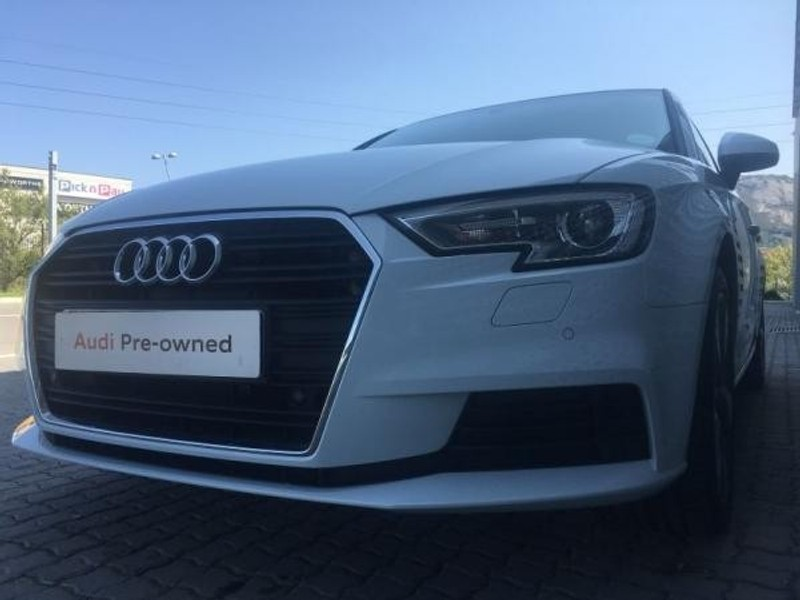 audi a3 high mileage used audi a tfsi stronic for sale in. Black Bedroom Furniture Sets. Home Design Ideas