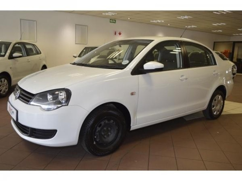 Used Volkswagen Polo Vivo GP 1.4 Trendline TIP for sale in ...