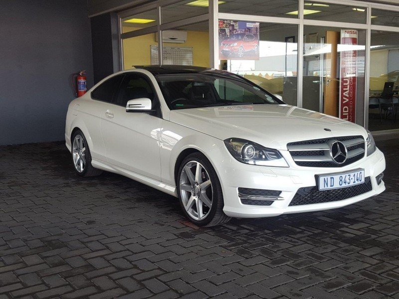Used mercedes benz c class c250 be coupe a t for sale in for Used mercedes benz c250 for sale