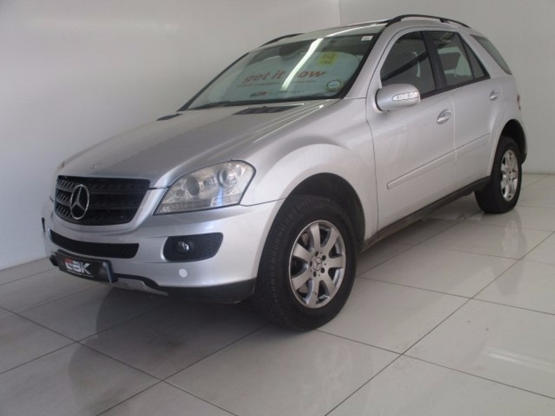 used mercedes benz m class ml 320 cdi a t for sale in gauteng id 2546784. Black Bedroom Furniture Sets. Home Design Ideas