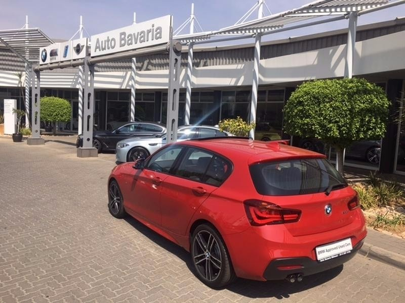 used bmw 1 series 120i edition m sport shadow 5 door auto f20 for sale in gauteng. Black Bedroom Furniture Sets. Home Design Ideas