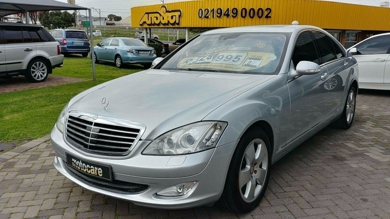 Used mercedes benz s class s320 cdi a t for sale in for 2007 mercedes benz s class for sale