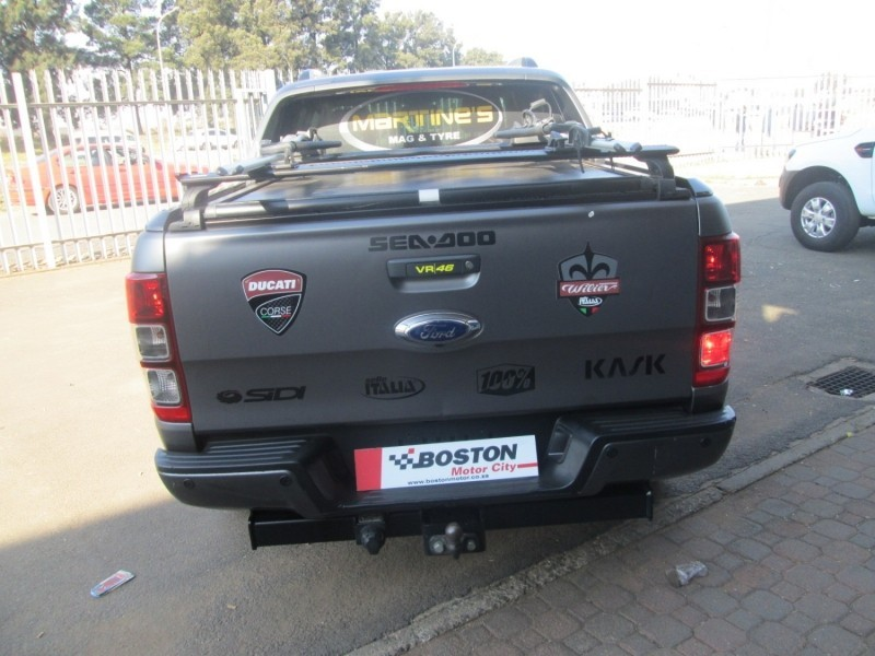 Used Ford Ranger 3.2 Wildtrak 4x4 double cab for sale in ...