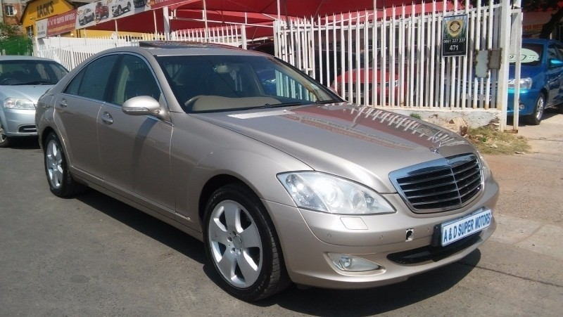 used mercedes benz s class s 350 for sale in gauteng. Black Bedroom Furniture Sets. Home Design Ideas